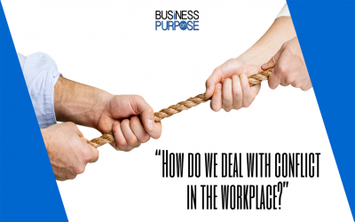 How Do You Handle Conflict In The Workplace