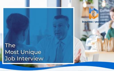 The Most Unique Job Interview