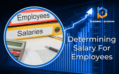 Determining Salary For Employees
